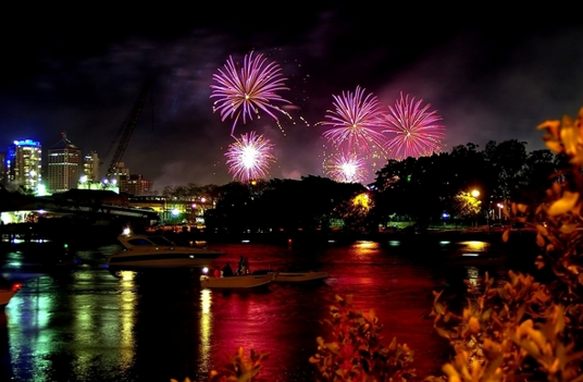 Riverfire Fireworks Celebrations – Best vantage points