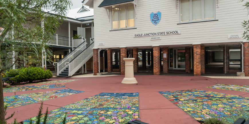 Eagle Junction State School Catchment