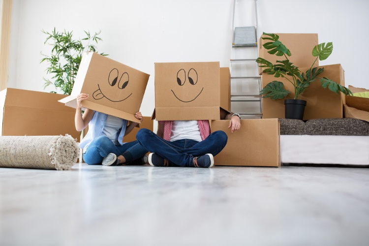 How to make moving homes easier