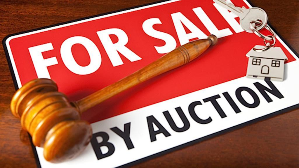 Are you your own toughest competitor at auction?