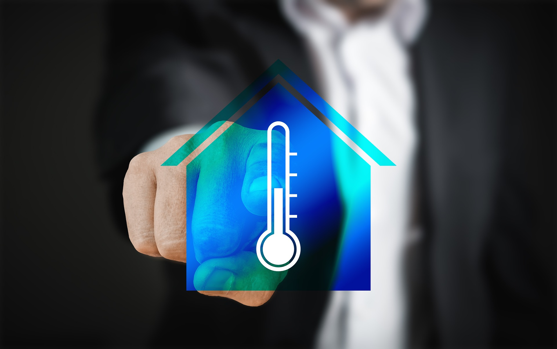 Selling (and heating) in winter…