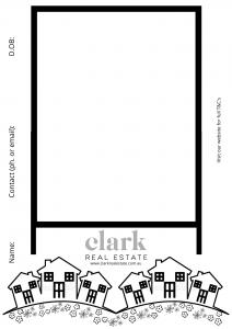 Clark Design a Sign