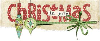 July is around corner, lets embrace 'Christmas In July'!