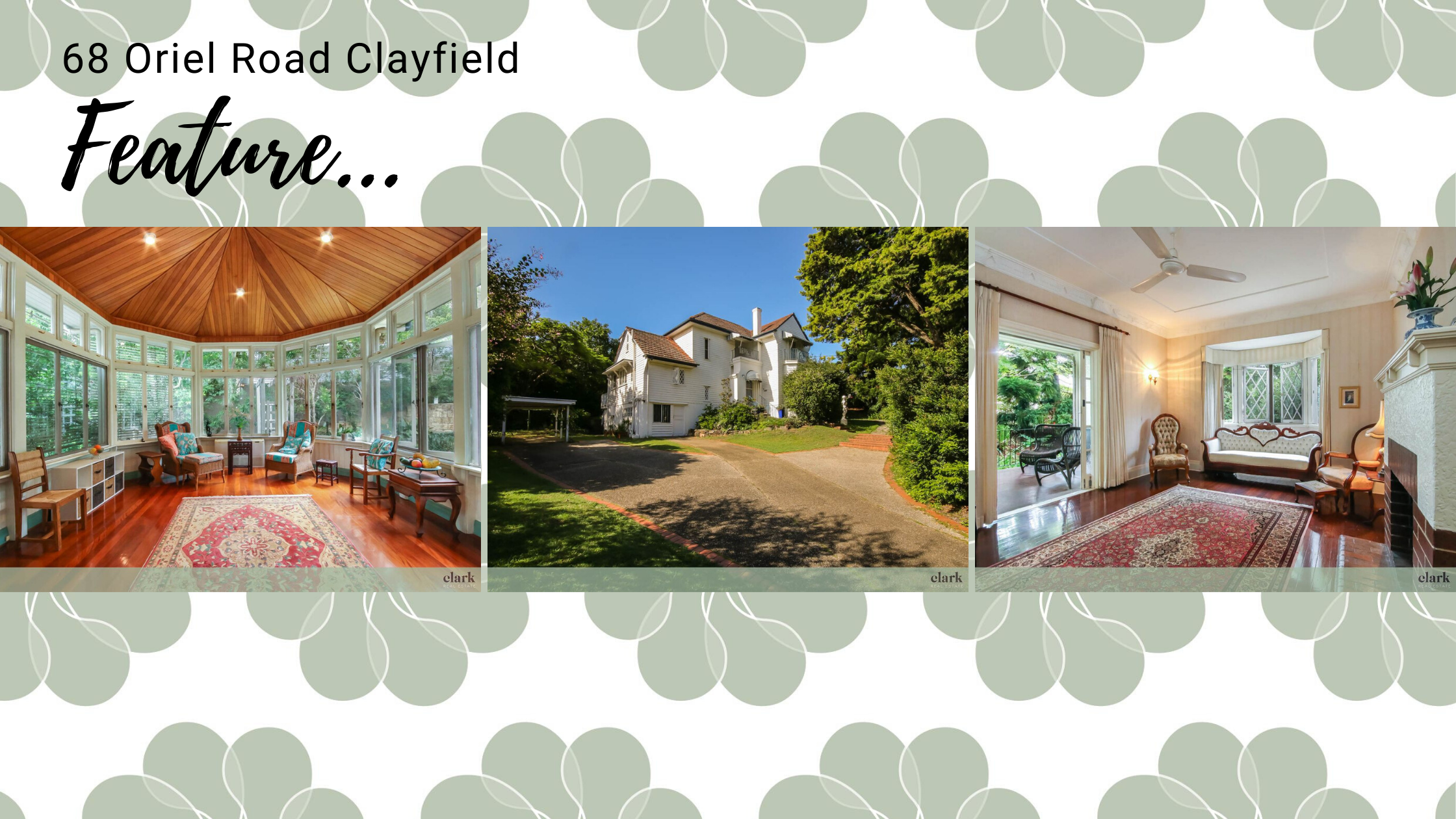 68 ORIEL ROAD, CLAYFIELD SOLD AFTER BEING OWNED FOR 38 YEARS!